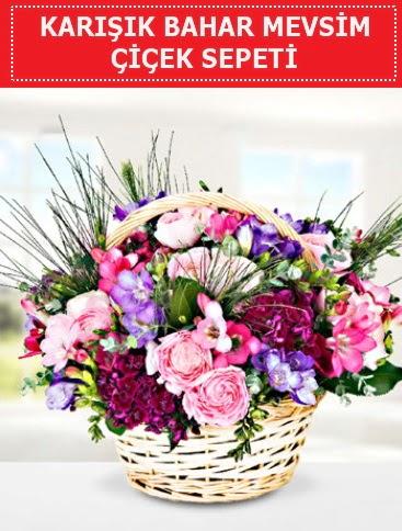 Karışık mevsim bahar çiçekleri  Tunceli çiçek yolla , çiçek gönder , çiçekçi