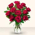 Tunceli çiçek mağazası , çiçekçi adresleri  10 adet gül cam yada mika vazo da