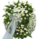 son yolculuk  tabut üstü model   Tunceli hediye çiçek yolla