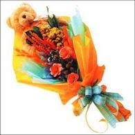 ayicik gül ve kir çiçekleri   Tunceli çiçek gönderme sitemiz güvenlidir