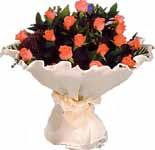 11 adet gonca gül buket   Tunceli çiçek servisi , çiçekçi adresleri
