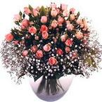 büyük cam fanusta güller   Tunceli çiçek mağazası , çiçekçi adresleri