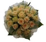 12 adet sari güllerden buket   Tunceli çiçek siparişi sitesi