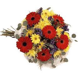 karisik mevsim demeti  Tunceli çiçekçi mağazası