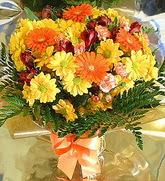 Tunceli İnternetten çiçek siparişi  karma büyük ve gösterisli mevsim demeti