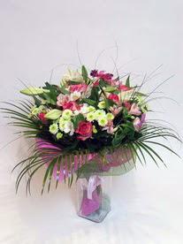 Tunceli İnternetten çiçek siparişi  karisik mevsim buketi mevsime göre hazirlanir.
