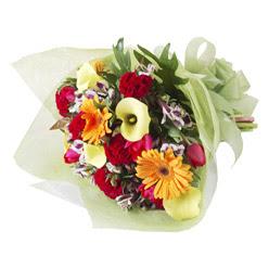 karisik mevsim buketi   Tunceli anneler günü çiçek yolla