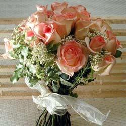 12 adet sonya gül buketi    Tunceli kaliteli taze ve ucuz çiçekler