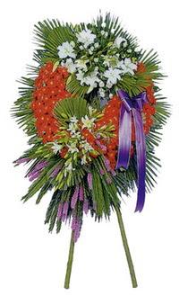 Tunceli hediye çiçek yolla  cenaze çelengi