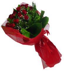 Tunceli çiçek servisi , çiçekçi adresleri  10 adet kirmizi gül demeti