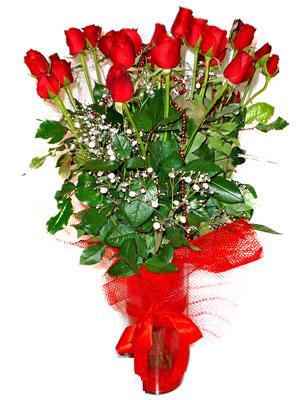 Tunceli ucuz çiçek gönder  Çiçek gönder 11 adet kirmizi gül