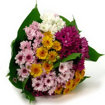 Tunceli güvenli kaliteli hızlı çiçek  Karisik kir çiçekleri demeti herkeze
