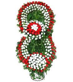 Görsel Cenaze çiçek , cenaze çiçek , çelengi  Tunceli çiçek siparişi sitesi