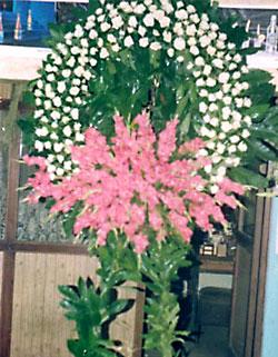 Cenaze çelenk , cenaze çiçekleri , çelengi  Tunceli çiçek gönderme