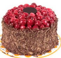 çikolatali franbuazli yas pasta 4 ila 6  Tunceli kaliteli taze ve ucuz çiçekler