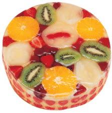 Meyvali 4 ile 6 kisilik yas pasta leziz  Tunceli İnternetten çiçek siparişi