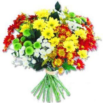 Kir çiçeklerinden buket modeli  Tunceli ucuz çiçek gönder
