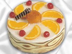 lezzetli pasta satisi 4 ile 6 kisilik yas pasta portakalli pasta  Tunceli çiçek gönderme sitemiz güvenlidir