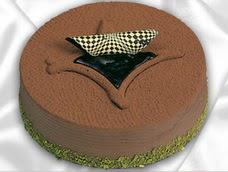 pasta siparisi 4 ile 6 kisilik yas pasta çikolata yaspasta  Tunceli çiçekçiler