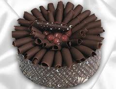 online pasta satisi 4 ile 6 kisilik çikolatali meyvali yaspasta  Tunceli çiçekçi mağazası