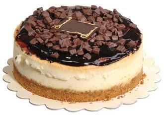 pasta yolla 4 ile 6 kisilik çikolatali yas pasta  Tunceli ucuz çiçek gönder