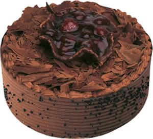pasta satisi 4 ile 6 kisilik çikolatali yas pasta  Tunceli online çiçekçi , çiçek siparişi