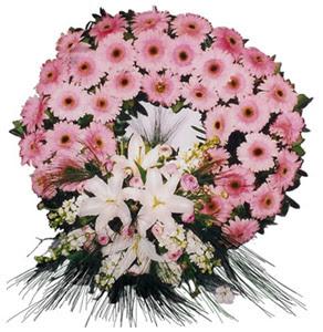 Cenaze çelengi cenaze çiçekleri  Tunceli çiçek , çiçekçi , çiçekçilik
