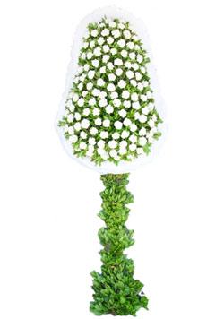 Dügün nikah açilis çiçekleri sepet modeli  Tunceli hediye çiçek yolla