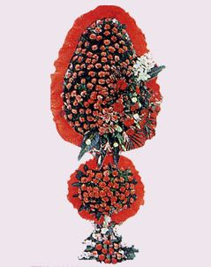 Dügün nikah açilis çiçekleri sepet modeli  Tunceli kaliteli taze ve ucuz çiçekler