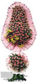 Dügün nikah açilis çiçekleri sepet modeli  Tunceli güvenli kaliteli hızlı çiçek