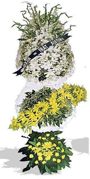 Dügün nikah açilis çiçekleri sepet modeli  Tunceli online çiçekçi , çiçek siparişi