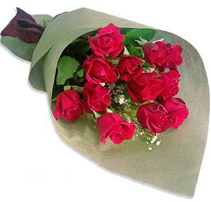 Uluslararasi çiçek firmasi 11 adet gül yolla  Tunceli cicek , cicekci