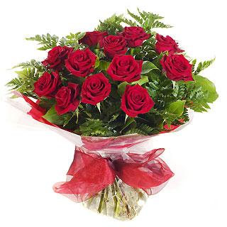 Ucuz Çiçek siparisi 11 kirmizi gül buketi  Tunceli çiçek siparişi vermek