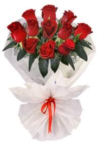 11 adet gül buketi  Tunceli çiçek satışı  kirmizi gül