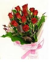 11 adet essiz kalitede kirmizi gül  Tunceli çiçekçiler