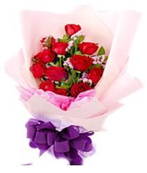 7 gülden kirmizi gül buketi sevenler alsin  Tunceli çiçek servisi , çiçekçi adresleri