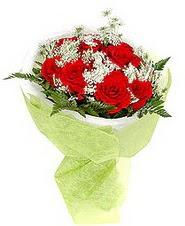 Tunceli online çiçekçi , çiçek siparişi  7 adet kirmizi gül buketi tanzimi