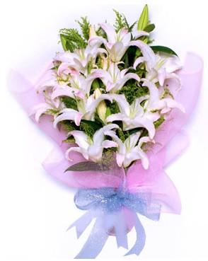5 dal kazablankadan muhteşem buket  Tunceli İnternetten çiçek siparişi