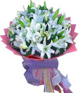 7 dal cazablanca görsel buketi  Tunceli çiçek gönderme sitemiz güvenlidir