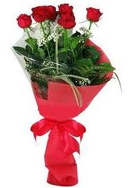 Çiçek yolla sitesinden 7 adet kırmızı gül  Tunceli çiçek gönderme