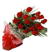 15 kırmızı gül buketi sevgiliye özel  Tunceli çiçek servisi , çiçekçi adresleri