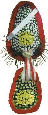 Çift katlı düğün açılış çiçeği  Tunceli online çiçek gönderme sipariş