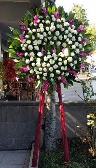 Tunceli çiçek satışı  Cenaze Çelengi  Tunceli çiçek yolla
