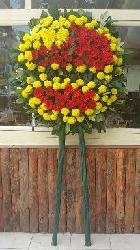 Cenaze çelengi çiçek modeli  Tunceli cicek , cicekci