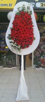 Tek katlı düğün nikah açılış çiçeği  Tunceli hediye çiçek yolla