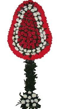 Çift katlı düğün nikah açılış çiçek modeli  Tunceli çiçek gönderme sitemiz güvenlidir