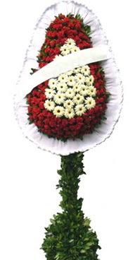 Çift katlı düğün nikah açılış çiçek modeli  Tunceli çiçek online çiçek siparişi