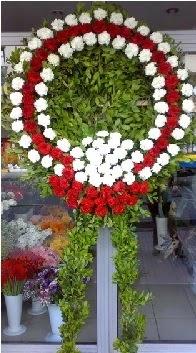 Cenaze çelenk çiçeği modeli  Tunceli çiçekçiler