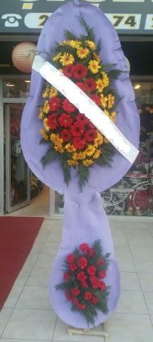 Çift katlı nikah düğüne çiçek modeli  Tunceli çiçek satışı