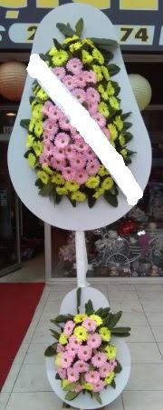 Çift katlı düğün nikah açılış çiçeği  Tunceli çiçekçiler
